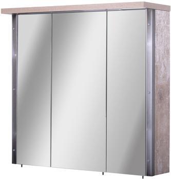 Schildmeyer Spiegelschrank »Harkon«, Breite 75 cm braun