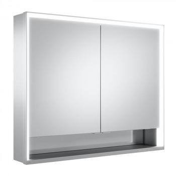 Keuco Royal Lumos Spiegelschrank 14304, 2 Drehtüren, 1000mm