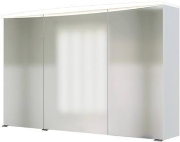 Held MÖBEL Spiegelschrank Florida, Breite 100 cm weiß