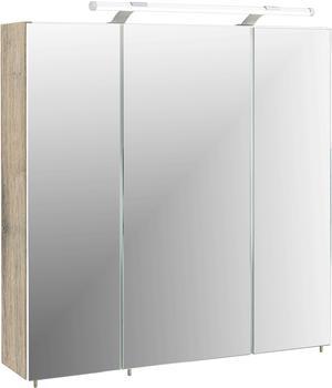 Schildmeyer Spiegelschrank Dorina mit LED-Beleuchtung