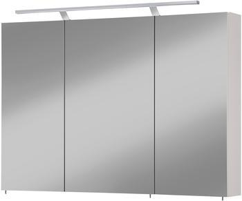 Schildmeyer Spiegelschrank Torino, 100 cm Breite weiß