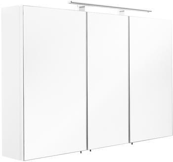 Posseik Spiegelschrank multi-use, weiss