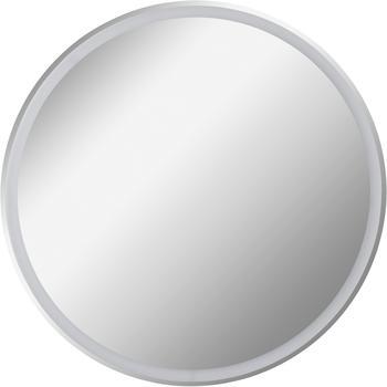 Fackelmann Spiegelelement rund 80 cm LED D80 cm, T 2cm, LED umlaufend