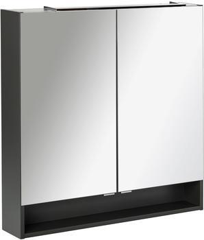 fackelmann-luna-spiegelschrank-80cm-schwarz-anthrazit-87218