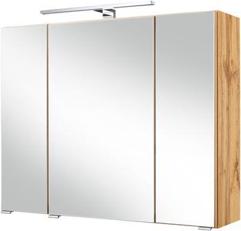 held-m-ebel-spiegelschrank-malibu-breite-80-cm-mit-spiegeltueren-und-tuerendaempfern-braun