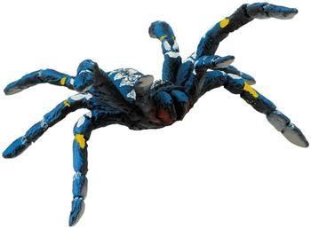 bullyland-68459-blaue-ornamentvogelspinne-wildtier