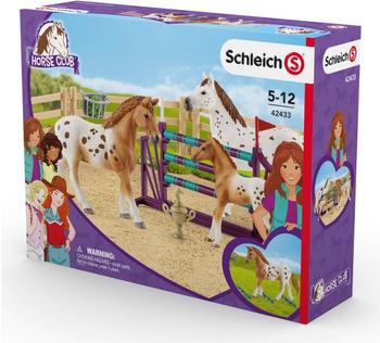 Schleich Lisas Turnier-Training (42433)