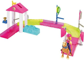 Mattel Barbie On the Go - Pony-Rennen Spielset (FHV66)