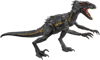 Mattel Jurassic World Indorapto, mit Licht und Sound (FLY53)