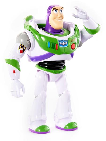 Mattel Toy Story 4 Sprechender Buzz