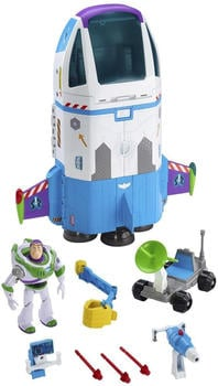 Mattel Toy Story 4 - Buzz Lightyear's Command