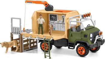 Schleich Großer Truck Tierrettung (42475)