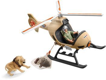 Schleich Helikopter Tierrettung (42476)