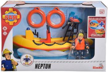 Simba Feuerwehr Sam Neptun mit Figur