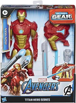 Hasbro E73805L0 Marvel Avengers Titan Hero Serie Blast Gear Iron Man