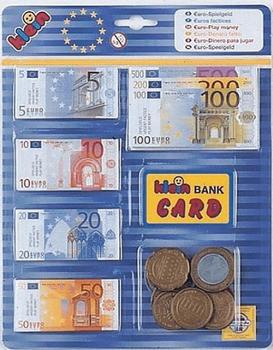 Klein Eurogeld Blister (9605)