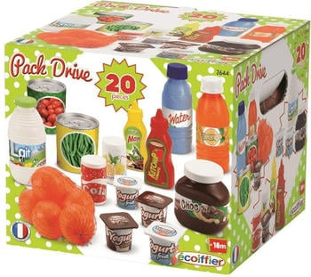 ecoiffier-snack-box