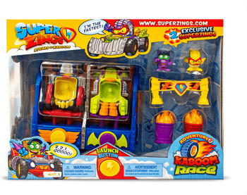 MagicBox Superzings - Aventure 2: Kaboom Race