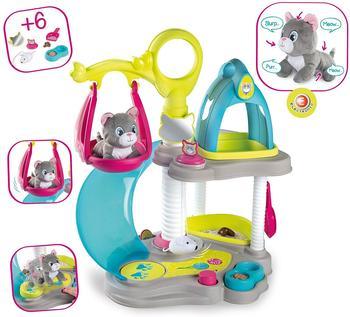 Smoby Katzenbaby mit Katzenspielhaus