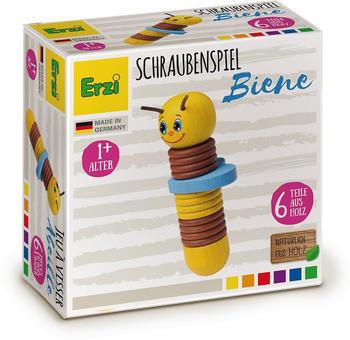 Erzi Schraubenspiel Biene (42525)