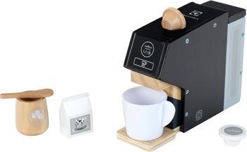 Theo Klein Klein Electrolux Kaffeemaschine inkl. Kapseln, Holz