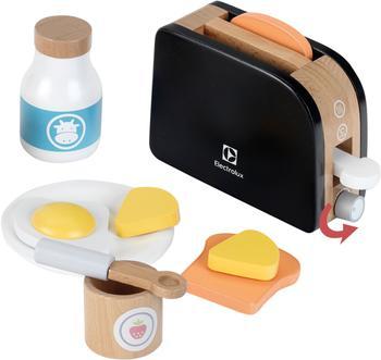 Theo Klein Electrolux Toaster inkl. 2 Toastscheiben, Holz