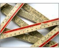 MeterMorphosen Der Mathezollstock