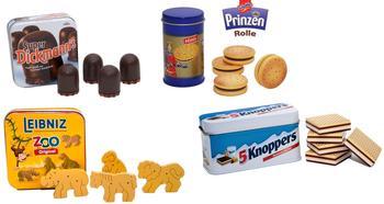 Tanner Kaufladensortiment Kekse