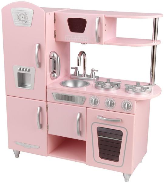 KidKraft Retro-Küche - rosa (53179)