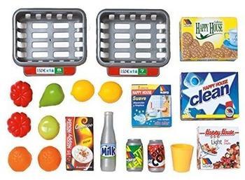 Molto Supermarkt mit Einkaufswagen
