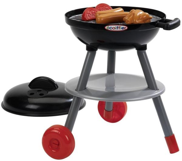 Ecoiffier Barbeque Gartengrill Schwarz