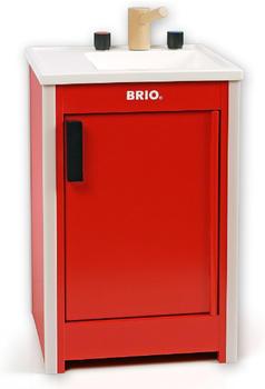 Brio Geschirrspülschrank rot