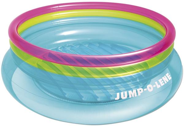 Intex Hüpfburg Jump-O-Lene rund