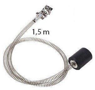 Klingl Spielgeräte Spiralfeder 1,5 Meter für Seilbahn öffentlich DIN EN 1176 Bremsfeder