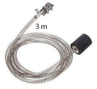 Klingl Spielgeräte Spiralfeder 3 Meter für Seilbahn öffentlich DIN EN 1176 Bremsfeder
