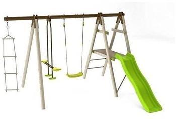 Trigano Klettergerüst : Trigano evo filo j test jardin spielplätze auf