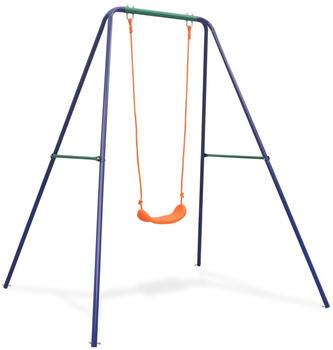 VidaXL Single swing orange