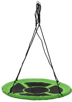 VidaXL Swing 110 cm 150 kg green