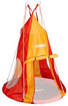relaxdays-zelt-fuer-nestschaukel-rot-orange