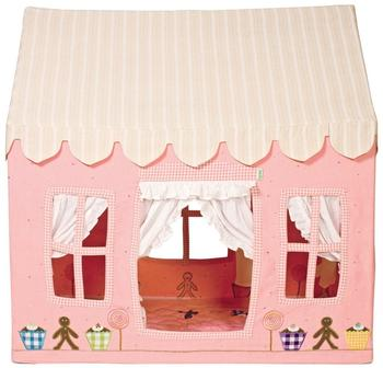 Win Green Gingerbread Cottage klein