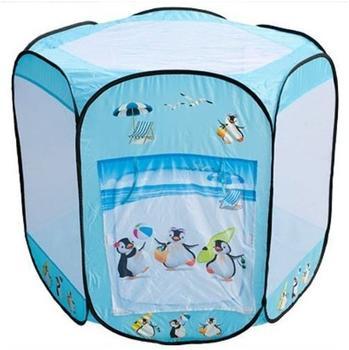 Smart & Clever Sommer Pinguine mit 200 Bällen