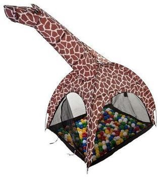 Smart & Clever Giraffe
