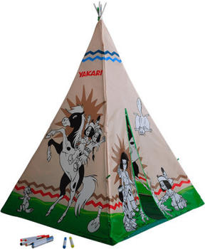 Knorrtoys Yakari Anmal-Tipi