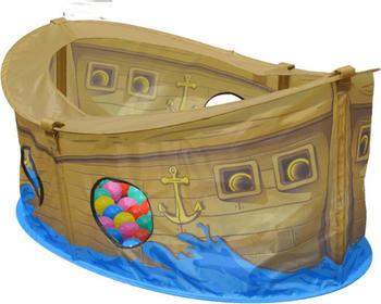 Knorrtoys Bällebad Skipper inkl. 50 Spielbälle