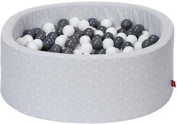Knorrtoys Geo Cube grey (68191)
