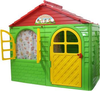 Jamara Spielhaus Little Home grün