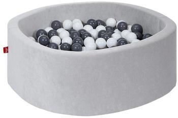 Knorrtoys Grey grey/creme