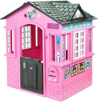 MGA Entertainment L.O.L. Surprise: Cottage Spielhaus mit Glitzer