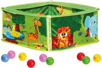 Bino Spielbecken mit 50 Bällen