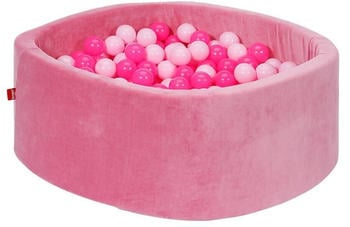 Knorrtoys Bällebad Soft Pink inkl. 300 Bälle soft pink